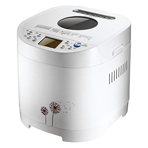 Broodmachine Met Grote Capaciteit, Glutenvrije Broodmachine, Lage Decibel, Eenvoudig Te Bedienen/Geen Onderhoud Nodig, Zelfs Vuur