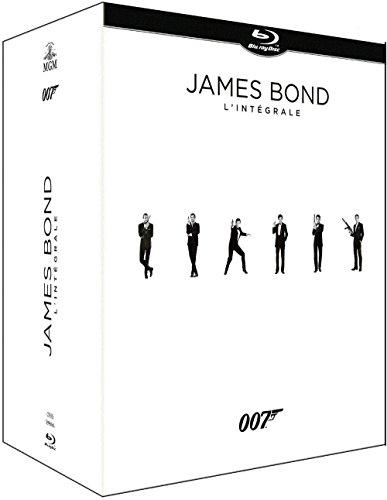 James Bond 007 : Intégrale des 24 films [Édition Limitée]