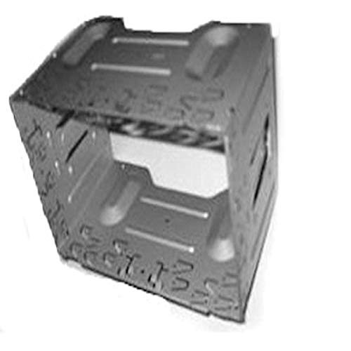 Kenwood J22-0657-03 Car Stereo Double DIN Mounting Sleeve Cage HARDWARE ASSY