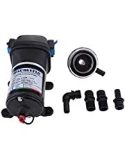 Tubayia - Bomba de agua autoaspirante (12 V)