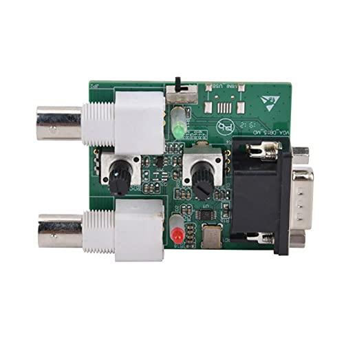Osciloscopio virtual móvil Generador de señales Osciloscopio digital portátil de 4 canales para ordenadores portátiles para líneas de producción