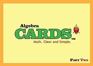 AlgebraCARDS - Part Two