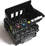 Original HP cabezal de impresión (Incluye 4cartuchos HP 950/HP 951con garantía del fabricante para HP Officejet Pro 8100(N811a), 8600(N911a/N911g)