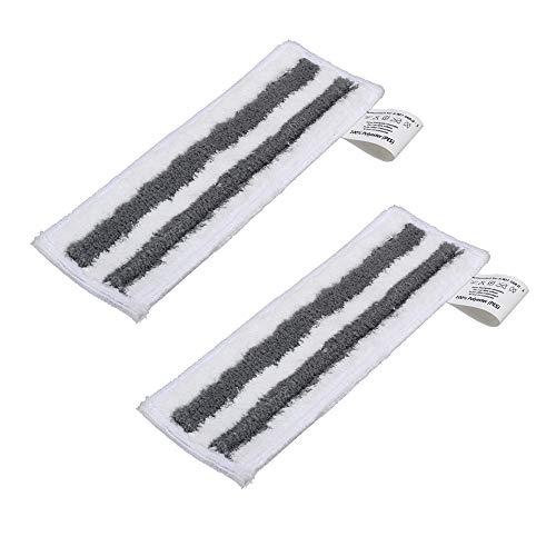 DEYF 2 Mikrofaser Schleifbodentuch Set Handtuch für Kärcher EasyFix SC2 SC3 SC4 SC5 Bodendüse 6,0 €/Stück