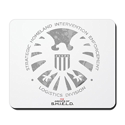 CafePress Marvel Agents of S.H.I.E.L.D. Non-Slip Rubber Mousepad, Gaming Mouse Pad