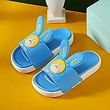 Zapatillas De Casa para Mujer Primavera,Zapatillas para NiñOs, NiñOs Y NiñAs Interior Y Al Aire Libre, Antideslizante Suave Bebé Lindo Cartoon Baby Beach Sandalias Sandalias Zapatillas-EU 29 (180mm /