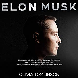 Elon Musk: Life Lessons with Billionaire CEO & Successful Entrepreneur cover art