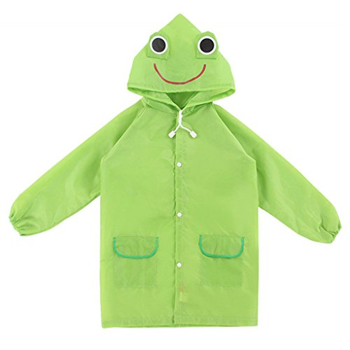 Coat 1PC Kids Cartoon Rain Kinderen Animal Regenkleding Regenpak Kids Rain Proof Animal Regenjas Student Poncho