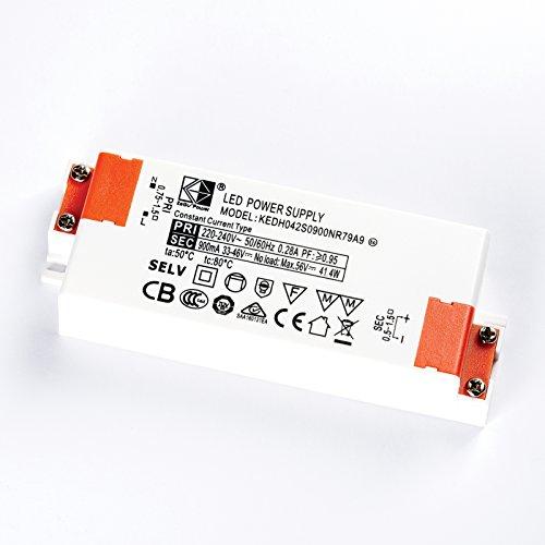 LED Driver KEGU 41W 900mA 33-46V KEDH042S0900NR79A9 Treiber Trafo Transformator