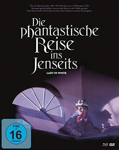 Die phantastische Reise ins Jenseits - Mediabook Cover B (+ DVD) [Blu-ray]