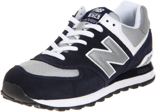 New Balance New Balance Herren 574 Core Low-Top, Blau (M574NBU), 42 EU