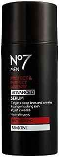 Boots No7 MEN Protect & Perfect Intense ADVANCED Serum