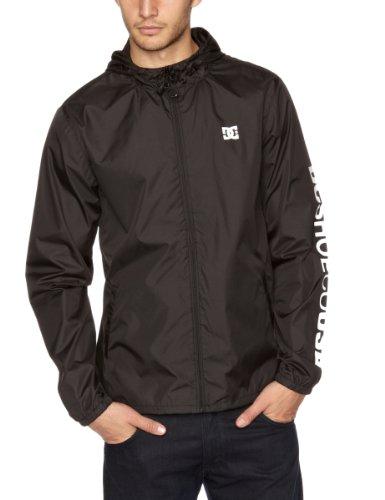 DC Clothing Cambria–Giacca da Uomo, Uomo, Black, L
