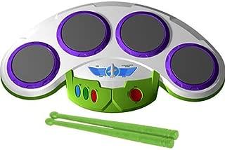 Toy Story 3 Buzz Lightyear Star Command Drum Pad