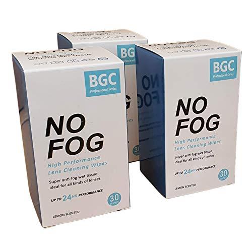 Anti Fog Wipes for Glasses. No Fog Wipes, Anti Fog Spray for Glasses, Glasses Cleaner, Glasses...