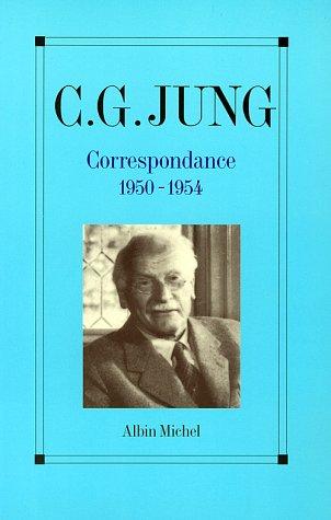 Correspondance, tome 3 : 1950-1954
