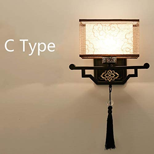 W-SHTAO Our shop most popular L-WSWS Wall Lamp Traditional Bargain Bedside Vintage Lam Chinese