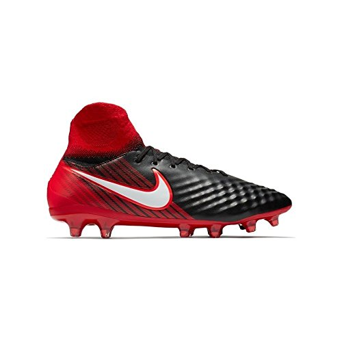 Nike BUTY Magista Orden II FG 843812 061, Sneaker Unisex-Adulto, Mehrfarbig (Indigo 001), 42 EU