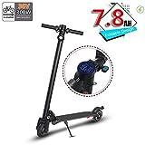 Erwachsene roller elektrofahrräde,Leichte klapprad MTB E-bike,3 Geschwindigkeit einstellbar faltrad scooter Fahrrad,Li-Batterie 36 V-7.8 Ah,MAX 28 km / h,25-30Km Ausdauer,bürstenloser 300W...