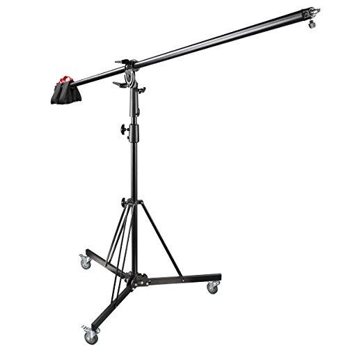 Walimex Pro Galgen-Rollstativ mit Gegengewicht
