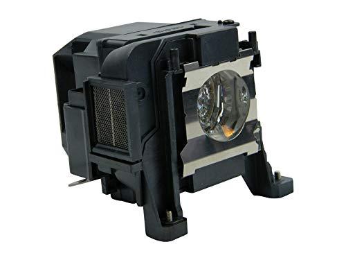 azurano Beamer Ersatzlampe   Kompatibel mit EPSON ELPLP89   Beamerlampe mit Gehäuse   EH-TW7300, EH-TW7400, EH-TW8300, EH-TW9300, EH-TW8300W, EH-TW9300W, Home Cinema 5040UB, Home Cinema 4000,
