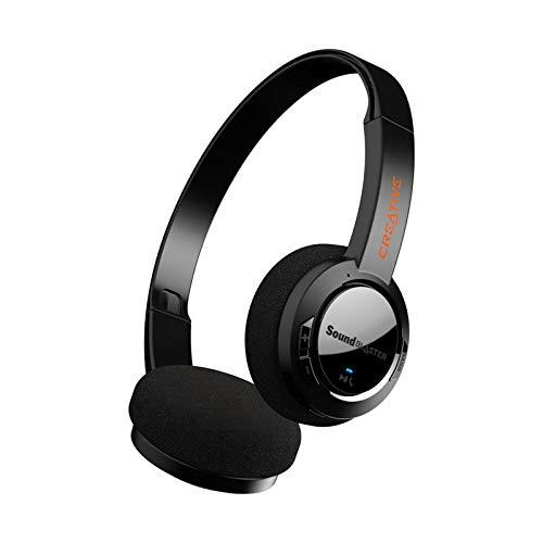 Sound Blaster JAM V2 テレワーク デュアル マイク 最大約22時間連続使用 低遅延 aptX LL/高音質 aptX HD Bluetooth ヘッドセット HS-SBJMV2
