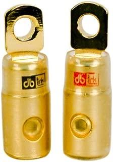 DB Link RTG4 4-Gauge Gold Ring Terminal