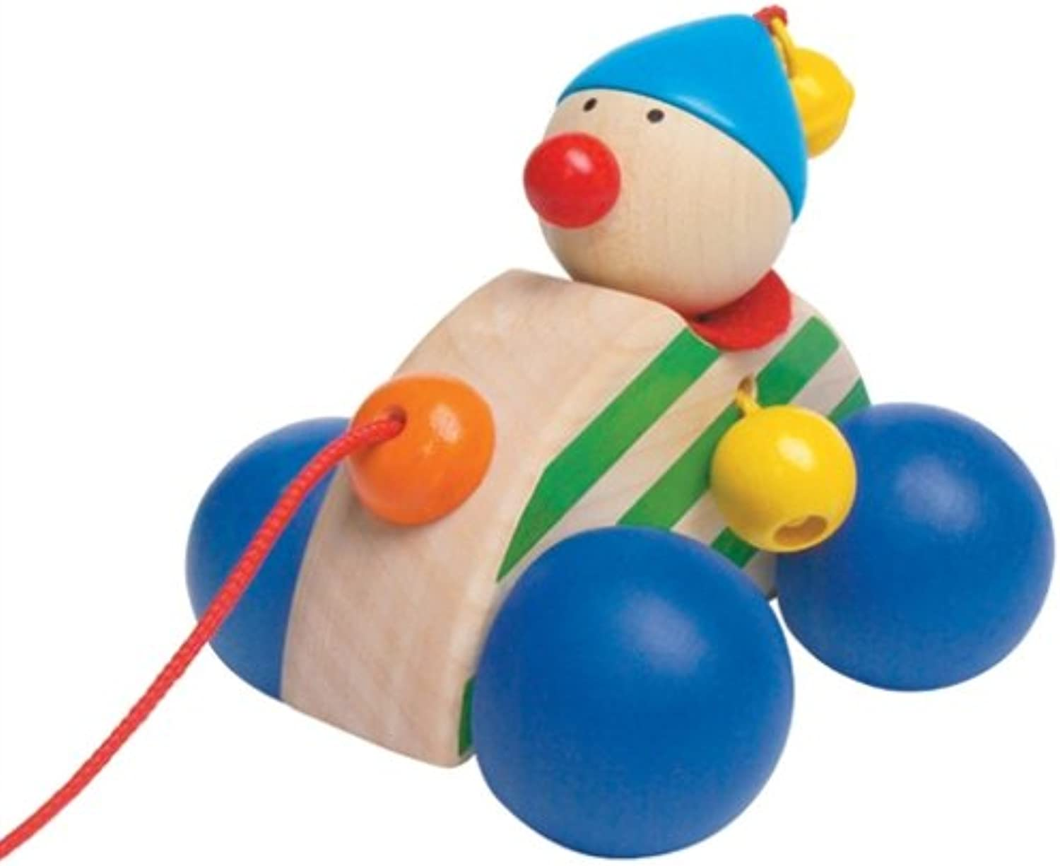 1622 Autolino (Pull-along Toy) - Selecta Wooden Toys Selecta Spielzeug