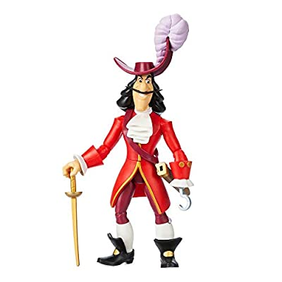 Disney Captain Hook Action Figure by Toybox – Peter Pan