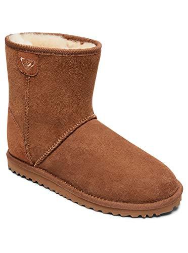 Roxy Womens Renton Sheepskin Boots Arjb700553