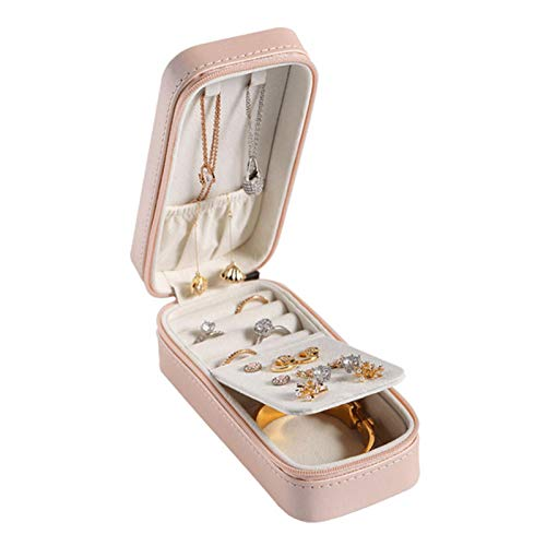 MVPACKEEY Boîte à bijoux de voyage...