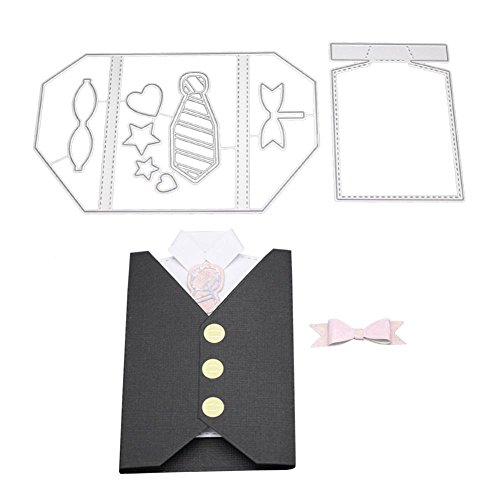 Feitong Metall Cutting mat Stanzmaschine Stanzschablone Scrapbooking Prägeschablonen Stanzformen Schablonen DIY Album Papier Karten Handwerk