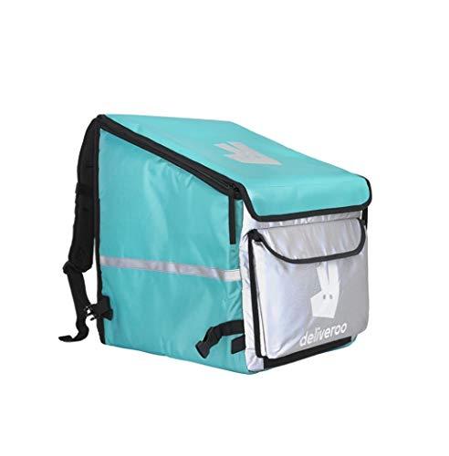 Deliveroo mochila enrollable, bolsa de entrega de alimentos calientes