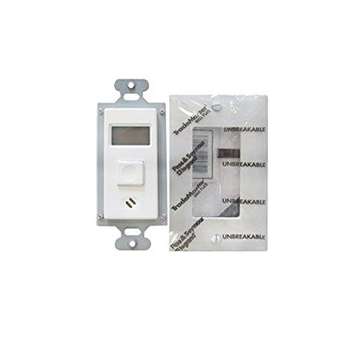Ts-200-W Digital Timer Switch 120/277V-White Wattstopper