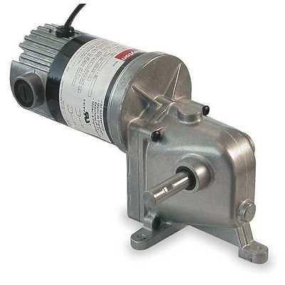DAYTON 1LRA8 DC Gearmotor, 3 rpm, 90V, TENV