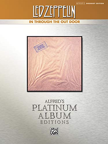Led Zeppelin: In Through The Outdoor Platinum Drums