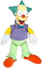 The Simpsons Bart Simpson's GOOD / EVIL KRUSTY THE CLOWN Talking Doll as seen in Treehouse of Horror Episode