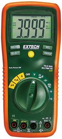 Extech - EX430A EX430 Minneapolis Mall True Autoranging RMS Multimeter Regular discount