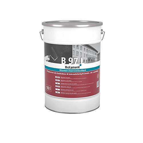 Botament Bitumenanstrich Dachlack B 97L 10 L