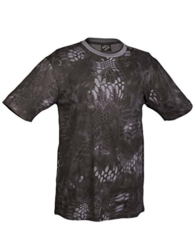 Mil-Tec US Army T-Shirt Camouflage léger (Mandra Night/L)