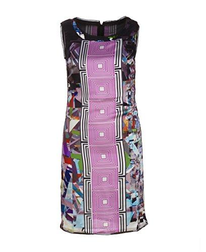 Custo - Vestido - Vestido de Tirantes - para Mujer Multicolor 40