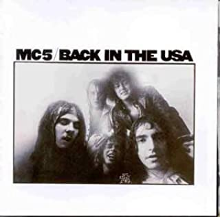Back in the USA (Picture Disc) [12 inch Analog]