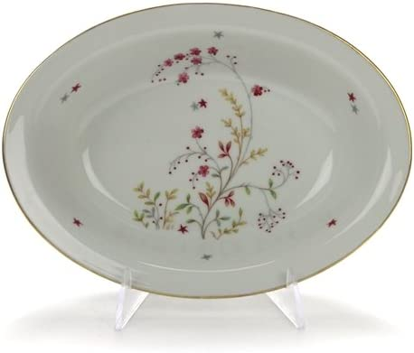 Clarice by Baronet Quality inspection China Vegetable Attention brand Bowl Oval