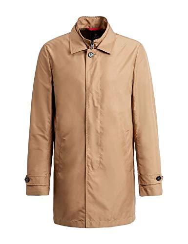 Luxury Fashion | Fay Heren NAM61400030AXXC806 Bruin Polyester Trenchcoats | Lente-zomer 20