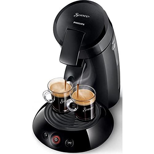 CAMPEO, der modifizierte Senseo Kaffeepadmaschine, durch niedrige Stromabnahme speziell geeignet für auf dem Campingplatz und in der Marina