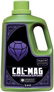 Emerald Harvest 723954 Cal-Mag Calcium-Magnesium Supplement, 3.8 L