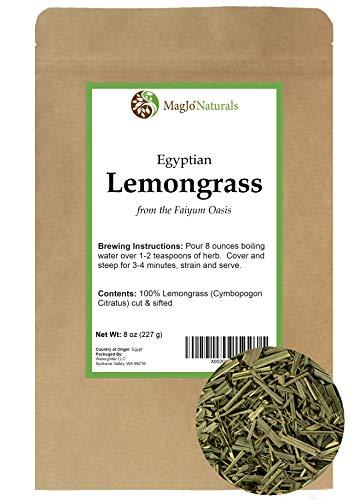 Egyptian Lemongrass | Egyptian fields at Faiyum Oasis