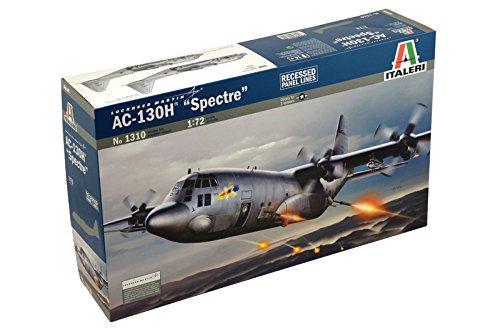 Italeri I1310 510001310 - AC-130H Spectre