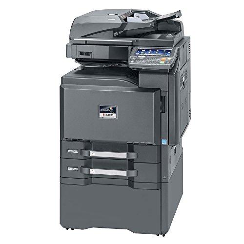 Kyocera TASKalfa 3051ci Color Copier Printer Scanner All-in-One MFP - 11x17, Auto Duplex, 30 ppm