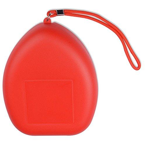 YooGer Máscara de CPR de Bolsillo